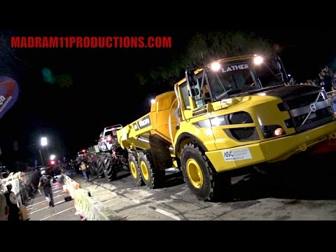 Volvo Dump Truck Is Unstoppable video