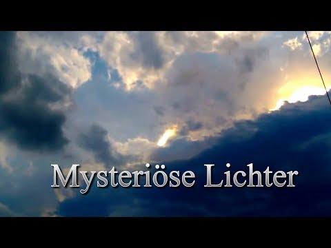 Hoax? - Mysteriöse Lichter am Himmel