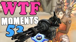 Overwatch WTF Moments Ep.53