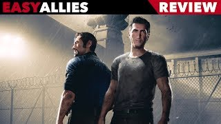 A Way Out - Easy Allies Review