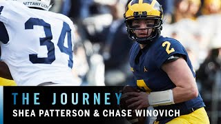 Shea Patterson and Chase Winovich | Michigan | The Journey