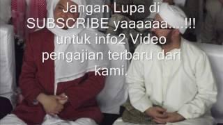 Pengajian mingguan KH. Uci Turtusi. Cilongok, Pasar Kemis, Tangerang, Banten. 4 Desember 2016