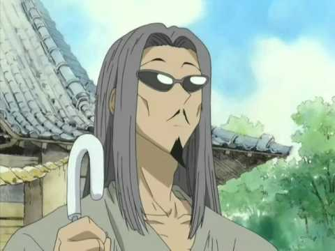 School Rumble Harima il veggente