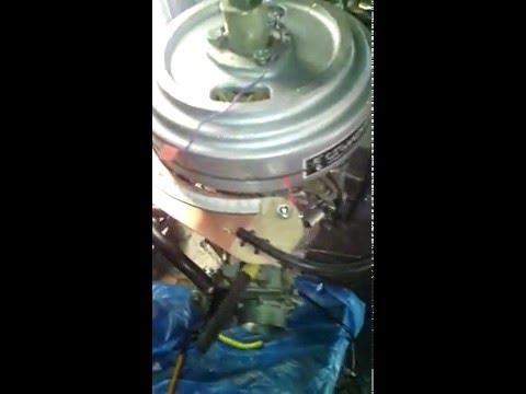 опережение зажигания на лодочном моторе