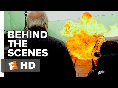 London Has Fallen Behind the Scenes - Blowing Up Cars (2016) - Gerard Butler Movie HD