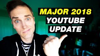 🔴 Major YouTube Demonetization! (YouTube Policy Changes 2018)