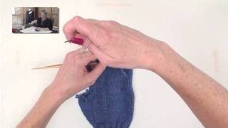 Knitting Help - Kitchener Stitch