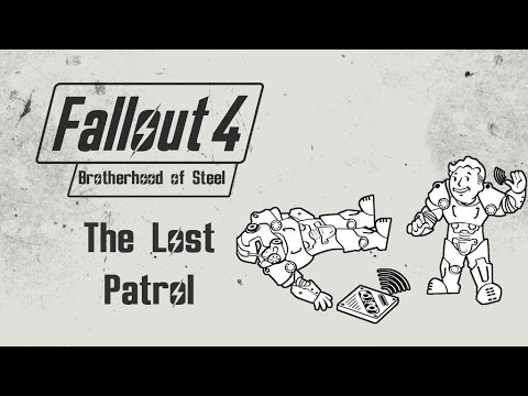 Fallout 4 Brotherhood of Steel Quest Guide - The Lost Patrol
