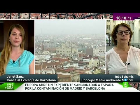 Así van a combatir la contaminación los nuevos Ayuntamientos de Madrid y Barcelona