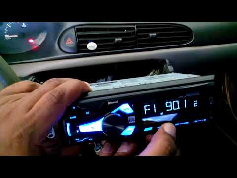 $20 Dual Bluetooth Car Stereo / First look and install