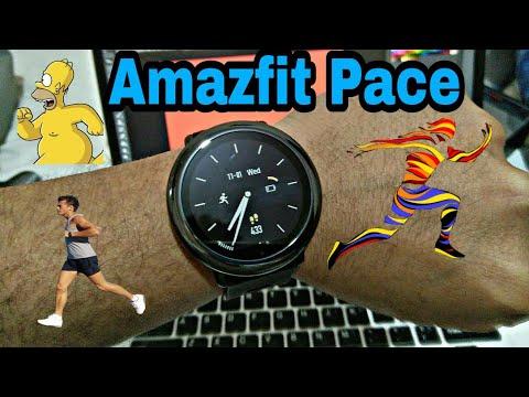 Amazfit Pace Review en Español - El Smartwatch de los deportistas