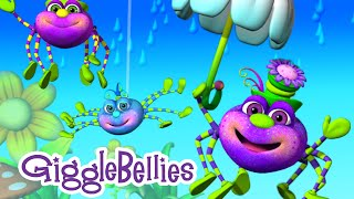 Itsy Bitsy, Incy Wincy, & Teeny Weeny Spider song- The GiggleBellies - Music Video Preview