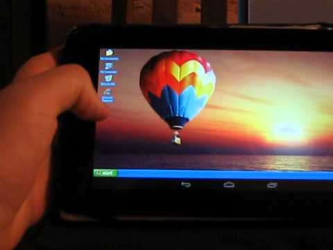WINDOWS XP EN TABLET Y EN CUALQUIER ANDROID