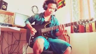 Myo Gyi - A Khan Nar Sone (guitar Cover Mr.Abik )