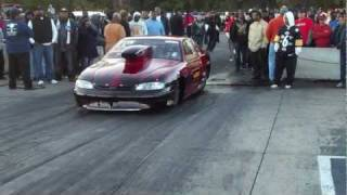 Grudge Finale At Carolina Dragway