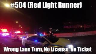 Allentown PD Run Red Lights, Refuse To Identify | Oath Accountability Project