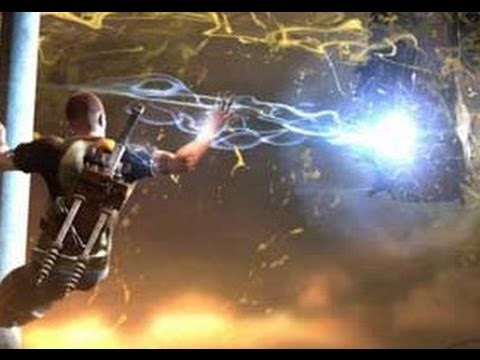 Infamous 2 - Beast Trailer