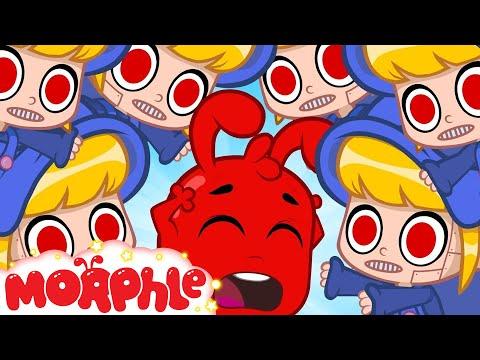 Mila Goes ROBOT - My Magic Pet Morphle | Cartoons For Kids | Morphle TV | BRAND NEW