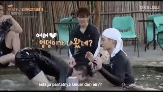 [INDO SUB] Travel the world on EXO's ladder season 2 cut eps 45