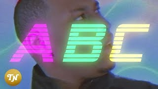 The Partysquad & Dyna - ABC ft. Dylan Dos Santos - lyrics video