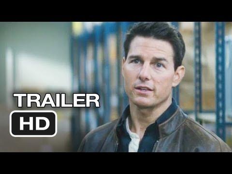 Jack Reacher Official Trailer #2 (2012) - Tom Cruise Movie HD
