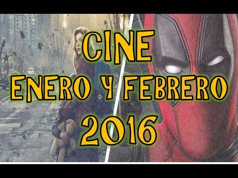 Estrenos De Cine Para Enero Y Febrero De 2016 / Las Mejores Películas