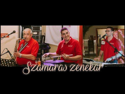Szamaras zenekar - Lagzi 2019