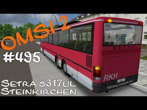 OMSI 2 Steinkirchen | Wo fällt das Wasser hin? ☆ Let's Play OMSI 2 | #495