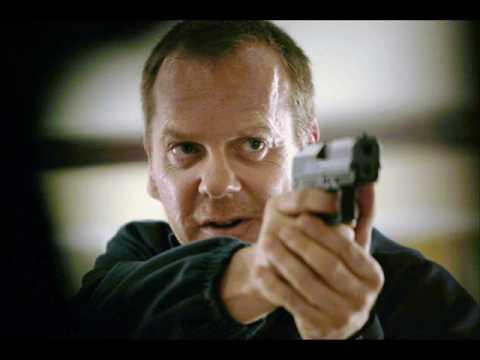 Agent Jack Bauer Jack Bauer-the Federal Agent