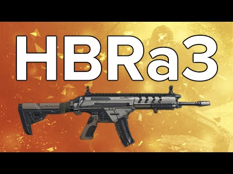 Advanced Warfare In Depth: HBRa3 Assault Rifle Review & Variants Guide