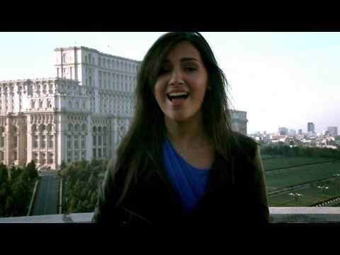 Alina Eremia – Impossible (cover) in Pariu cu viata