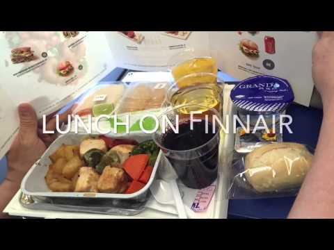 Talui Croatia Trip Style : FinnAir AY090 BKk - Helsinki, Finland - AY183 Helsinki - Split, Croatia