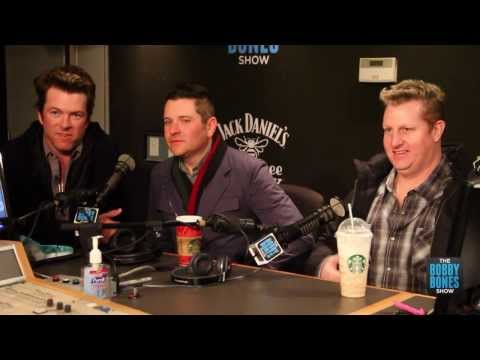 Rascal Flatts On The Bobby Bones Show