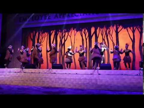 Sajojo Dance Performance by Anggrek Hitam Team (Total E&P Indonesie JHO)