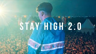 "Ufo361 - ""Stay High 2.0"" (Prod. von AT Beatz/Sonus030) [Official HD Video]"