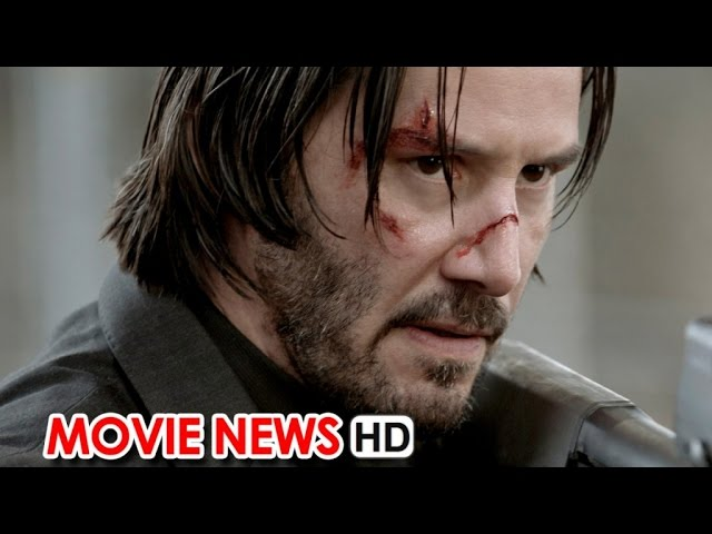 Movie News: John Wick Sequel confirmed with Keanu Reeves (2015) HD