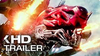 POWER RANGERS Exklusiv Trailer 3 German Deutsch (2017)