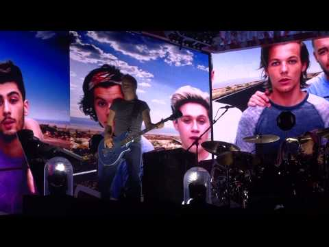 One Direction - Midnight Memories - Los Angeles 11-sept-14 Hd video