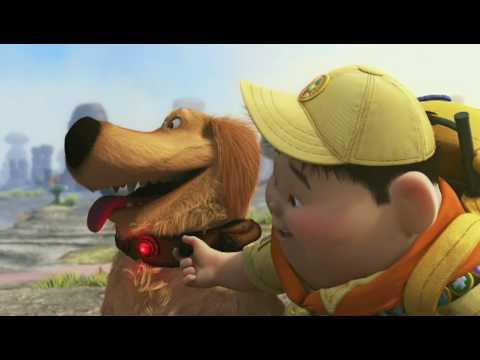 Pixar: Up - latest full movie trailer (HQ)