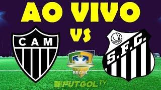 ATLÉTICO-MG 0x0 SANTOS | FLUMINENSE 1x1 CRUZEIRO | COPA DO BRASIL | OITAVAS DE FINAL | 15/05/2019