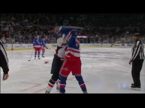 Brandon Sugden vs Donald Brashear Round 2 Sep 24, 2009
