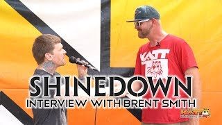 Download Lagu Brent Smith of Shinedown Interview Gratis STAFABAND