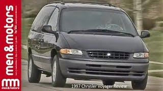 1997 Chrysler Voyager Review