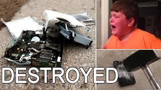 PARENTS DESTROY KIDS ELECTRONIC COMPILATION