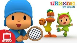 Pocoyo - Great Shot! (S04E09) NEW EPISODES