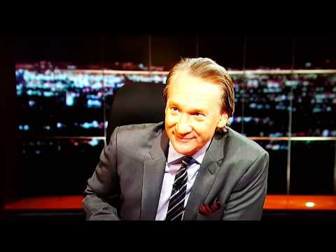 Bill Maher on the Iran Nuclear Deal