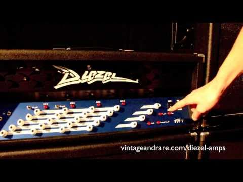 Diezel Amps / Frankfurt Show 2011 / Amp Tour / Vintage&RareTV