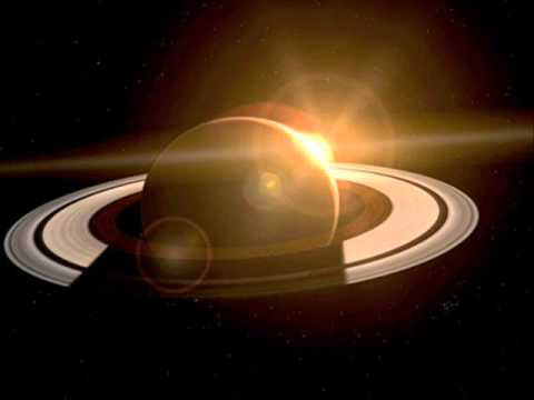 SATURN REAL FOOTAGE FROM CASSINI MISSION  YouTube