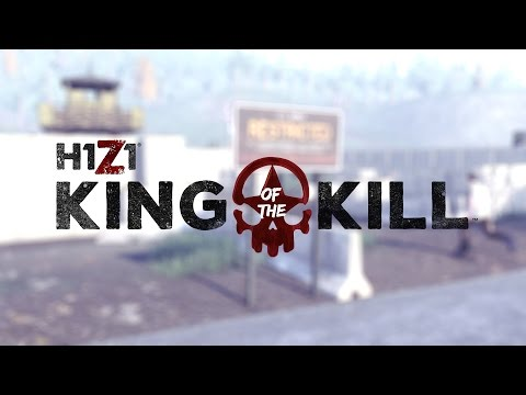 H1Z1: King Of The Kill [Official Teaser Trailer]