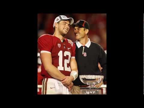 Jim Harbaugh of the San Francisco 49ers Gavone of the Week 10/10/12 (Explicit)